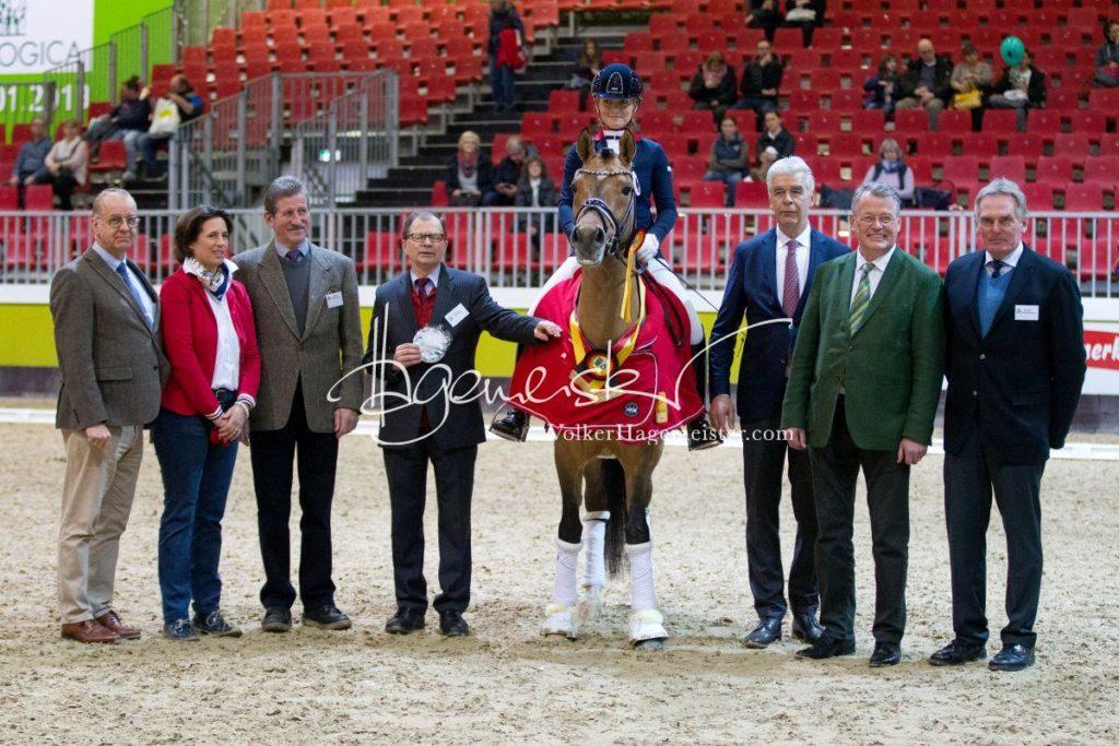 Bundeschampionatsqualifikation Heide 66