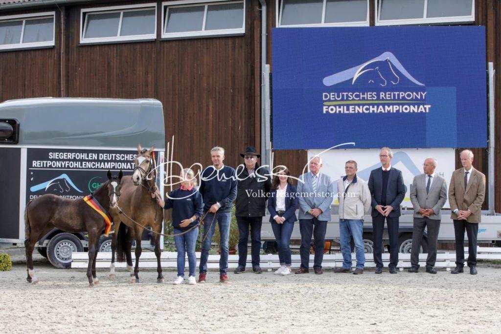 Deutsches Reitpony Fohlenchampionat 32